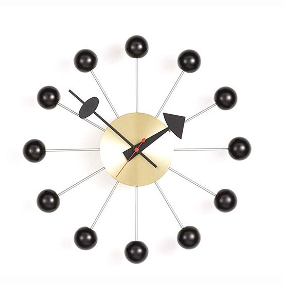 Orologio Ball Clock Vitra