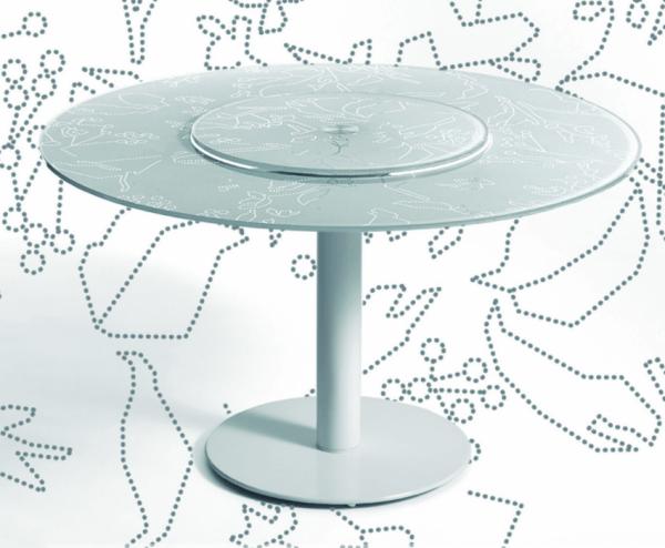 Franzoni Tavoli E Sedie.Tavolo Mez Driade Centocoseweb I Arredamento E Design I Brescia