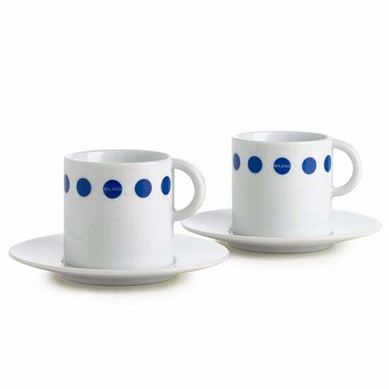 Tazze caffè Puntino-Demitasse DM