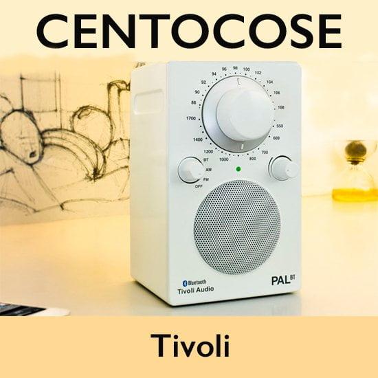 Radio Tivoli Pal-BT Bianca