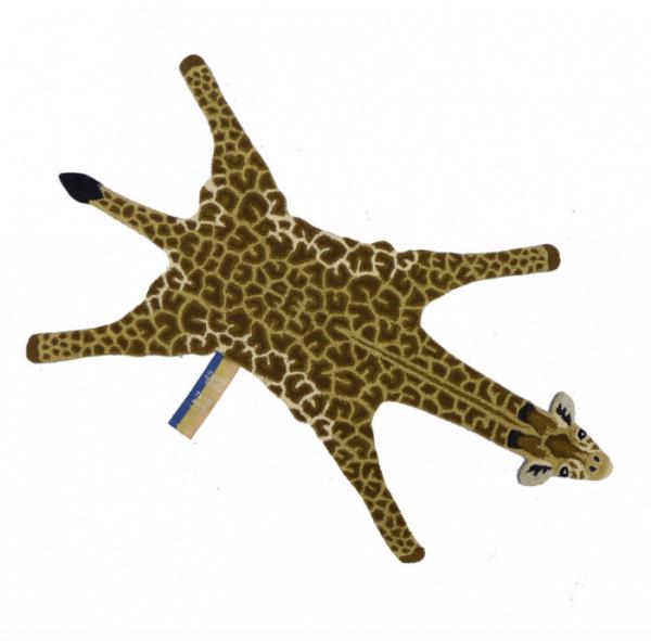 Tappeto Giraffa Grande Tapis Amis