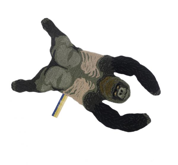 Tappeto Gorilla Grande Tapis Amis