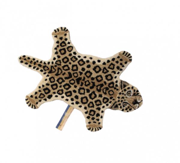 Tappeto Leopardo Piccolo Tapis Amis