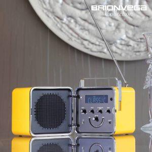 Radio.Cubo ts 522D+S GialloSole