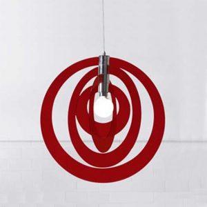 Lampada-Sospensione-Grande-Rossa