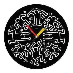 Orologio Circle K.Haring Big