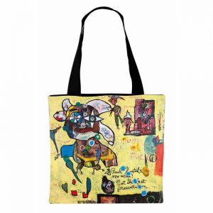 Borsa-Yellow-Whitch-Kostabi-Creativando