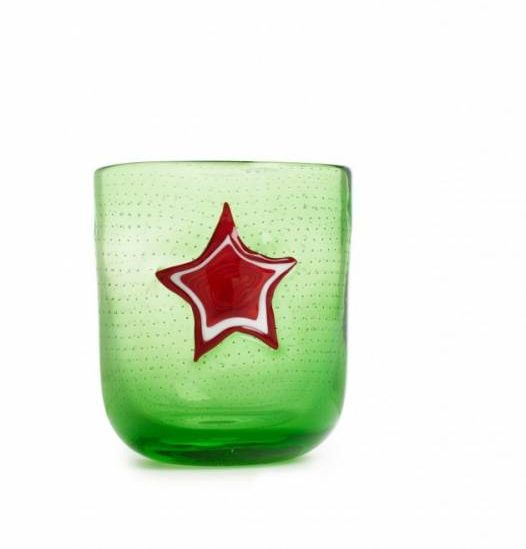 Bicchiere Red-Star-Glass DM