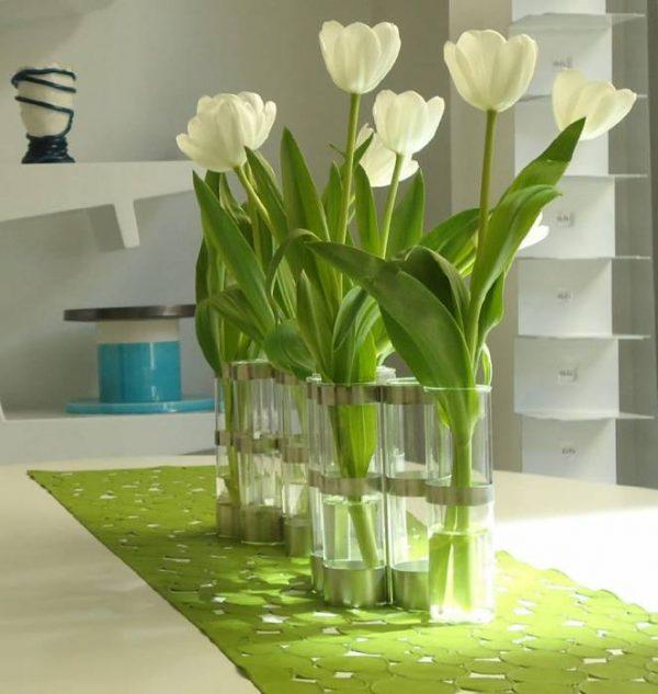 Vase d'Avril Tulip