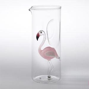 Caraffa Flamingo Massimo Lunardon