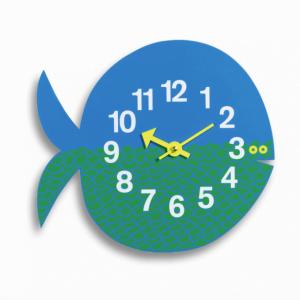 Orologio parete Fernando-the-Fish Vitra
