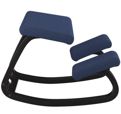 Seduta ergonomica Variable-Balans Nero-Blu