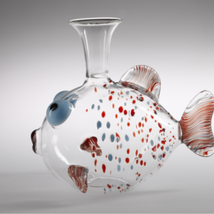 Decanter Pesce-Betta Massimo-Lunardon