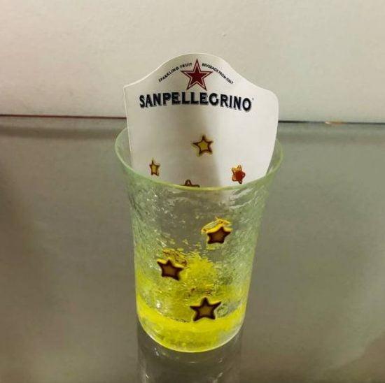 Bicchiere da bibita Sanpellegrino-certificato