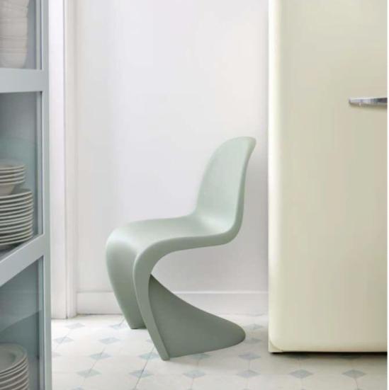 Panton Chair Vitra Soft-Mint